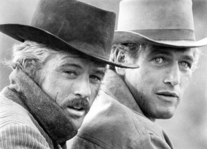 """Butch and Sundance: """"Who are those guys?"""""""