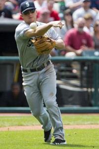 Seager plays Gold Glove caliber 3rd base
