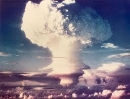Atmospheric Nuclear Bomb Test