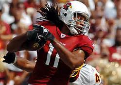 Future Hall of Famer Larry Fitzgerald