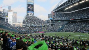 CenturyLink Field: Home of the Seahawks