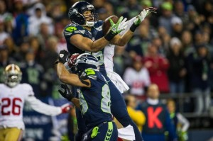 Jermaine Kearse reaches for glory...35 yard TD catch on 4th and 7
