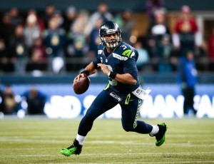 Russell Wilson: In the moment...
