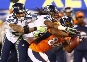 Seahawks played brilliant defense