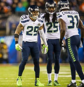 Legion of Boom: Thomas, Sherman and Chancellor