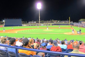 Seattle Mariners Cactus League home at Peoria Sports complex
