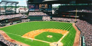 """Seattle Mariners home ballpark """"Safeco Field"""""""