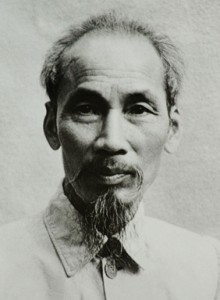 Ho Chi Minh in 1946