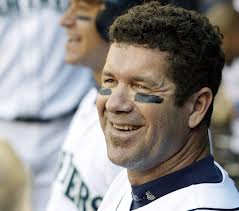 Edgar Martinez has a career on base percentage of .418