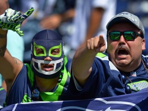 Typical Seattle 12's