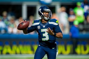 Russell Wilson: Embrace the moment!