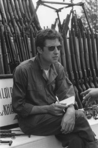 Neil Sheehan in Vietnam in the 1960s