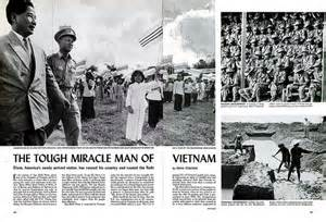 Life Magazine 1957: The Tough Miracle Man of Vietnam