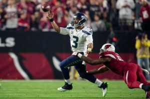 Russell Wilson was brilliant vs. Cards
