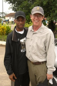 Jay and Tim Bowles in 2006