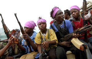 child soldiers of the NPLF