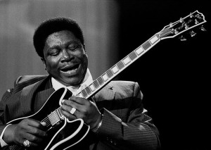 The incomparable B.B. King