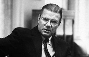 Secretary of Defense Robert McNamara
