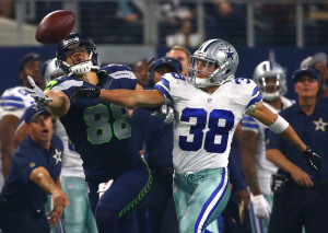 Jimmy Graham has not helped Hawks in red zone