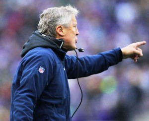 Pete Carroll: the master's touch