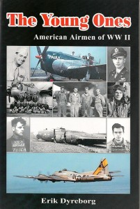 "Cover photo of ""The Young Ones--American Airmen of WW II"""