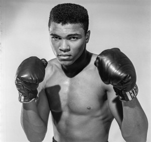 """""""The greatest fighter I have ever seen."""""""