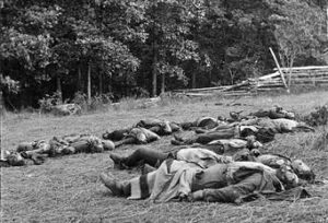 Over 600,000 died during the Civil War