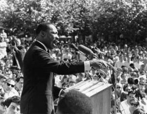 Martin Luther King: I Have a Dream...