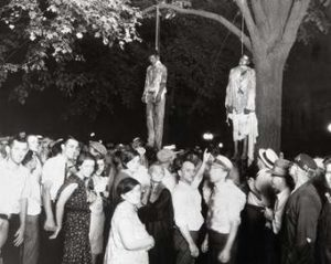 Over 4,000 lynchings of Blacks took place during the Jim Crow era
