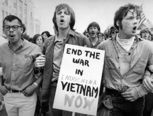 In many ways our nation has never recovered from the Vietnam War